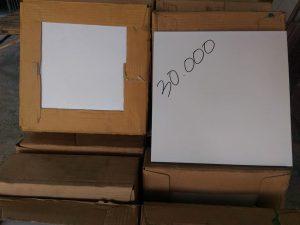 GROSIR DISTRIBUTOR Keramik Lantai Putih Polos 30 x 30 cm SUPER MURAH BERKUALITAS