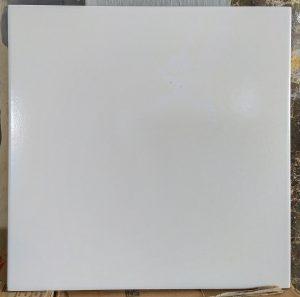 Keramik Lantai Putih Polos 30 x 30 cm
