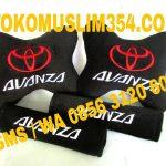 Bantal Mobil 2 in 1 Toyota Avanza
