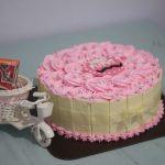Toko kue ulang tahun Di pare kediri Hanya Millati Brownies