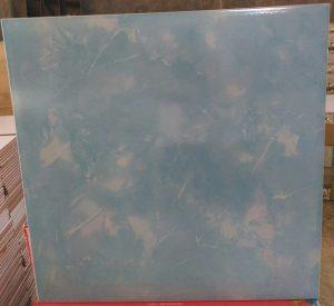 Keramik Lantai 40 x 40 Arwana 7711 Biru Blue Pare Kediri