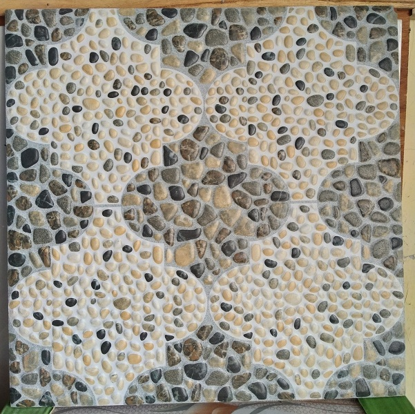 Keramik Lantai 40 x 40 Uno 48891 Rustic Kasar Pare Kediri