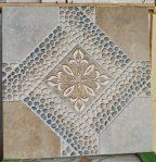 Keramik lantai kasar 40 x 40 Uno Rustic 48873 BG pare kediri