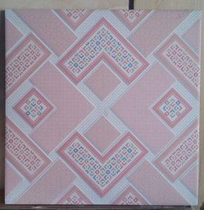 keramik lantai kamar mandi 25 x 25 okinawa pink UNO pare kediri