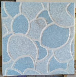 Keramik Lantai Kamar Mandi 20 x 20 platinum welco blue biru pare kediri