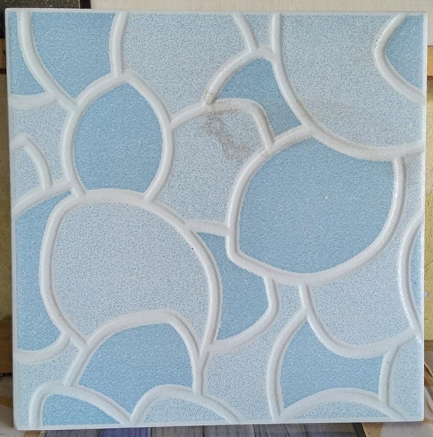 Keramik Lantai Kamar Mandi platinum welco blue biru pare kediri