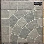 Keramik lantai rustic kasar 40 x 40 platinum ardmore grey pare kediri