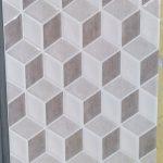 keramik dinding 3d 3 dimensi 25 x 40 platinum beatrix grey gy abu abu pare kediri