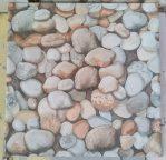 keramik lantai kasar rustic 40 x 40 arwana 1813 GY Pare Kediri