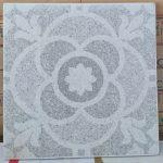 Keramik Lantai Kamar Mandi 25 x 25 Asia Tile Roma Grey Decor Pare Kediri