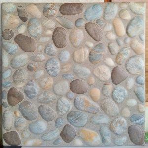 Keramik lantai 40 x 40 SUPER KASAR Uno rustic 48831 Pare Kediri