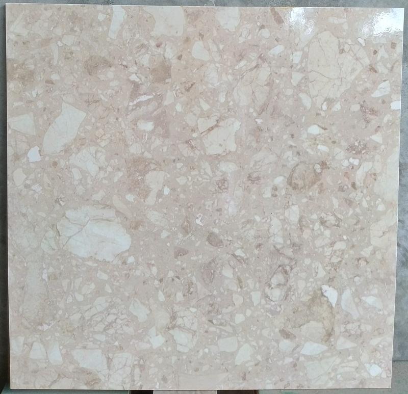 keramik lantai semi granit 60 x 60 plainum selena brown pare kediri
