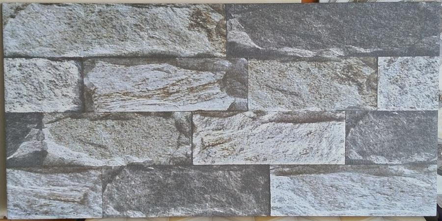 Keramik dinding 25 x 50 uno Oxford Grey sekoto pare kediri