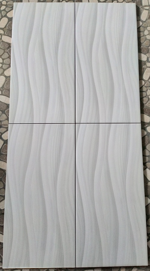 Keramik Dinding 25 x 50 Uno Maldives Grey Abu Abu Sekoto Pare Kediri