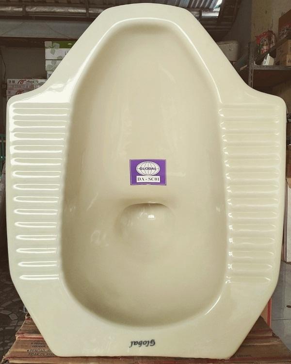 WC Kloset Jongkok Pare Kediri Jawa Timur