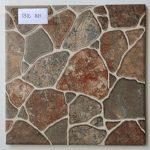 keramik lantai kasar rustic 40 x 40 arwana 1816 brown sekoto pare kediri