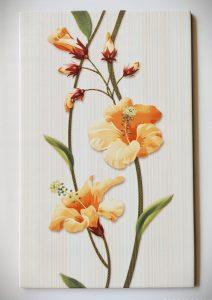 keramik dinding 25 x 40 uno valentino beige sekoto pare kediri