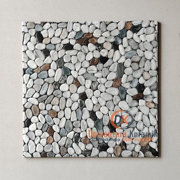 Keramik Lantai 50 x 50 Uno Coralia GY Dewantara Pare Kediri